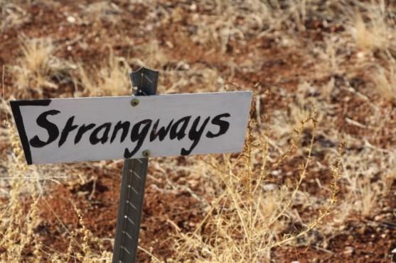 Strange Ways indeed